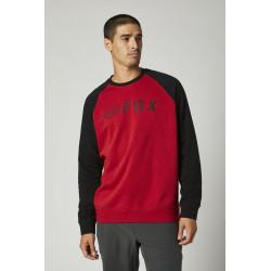 BLUZA FOX APEX BLACK/RED...