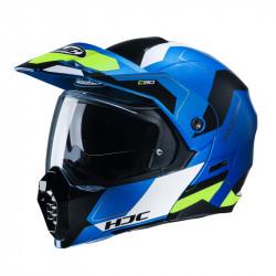 KASK HJC C80 ROX BLUE/GREEN