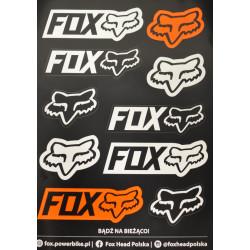 NAKLEJKA FOX  FOLIA ENDURO...